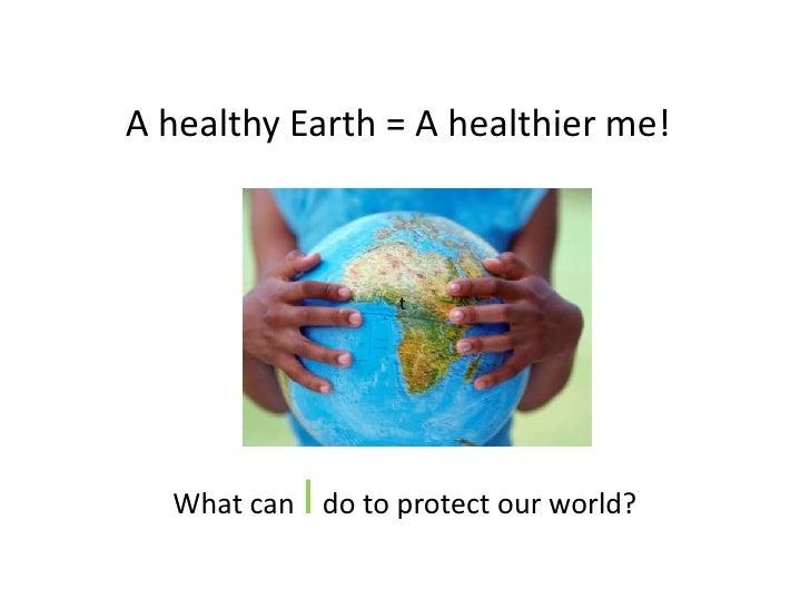 Unit 1: Environmental Wellness  Slide 2