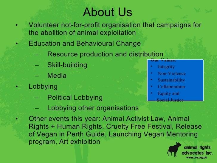 Essay on animal rights vs human rights