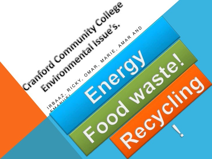 Irbaaz, Ricky, Omar, Marie, Amar and Emanuel <br />Energy Wasting!<br />Food waste!<br />Recycling!<br />