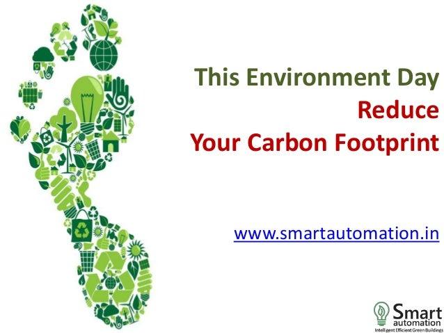 what is carbon footprint pdf