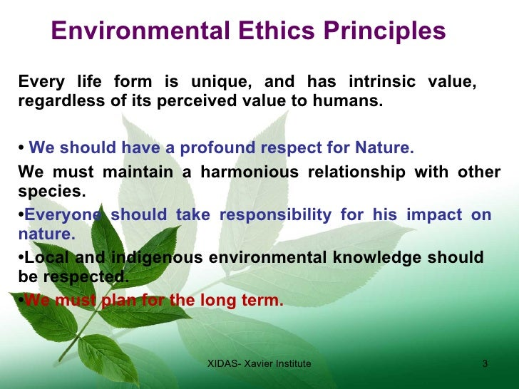 Paul taylor essay the ethics of respect for nature means