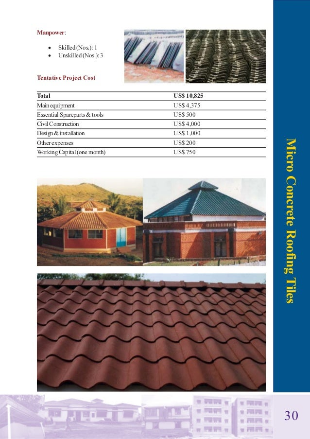 Environment Friendly Indian Building Material Technologies