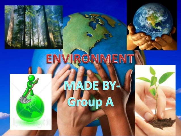 Contents• Introduction            • Extinction of animals• Global Warming          • Protect environment• Ozone layer depl...