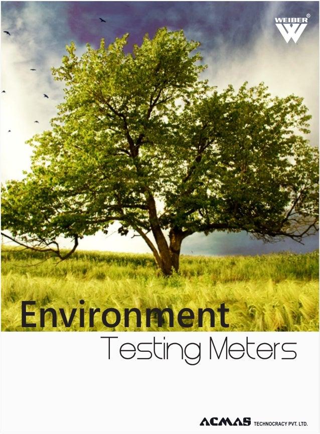 Testing Meters Environment R