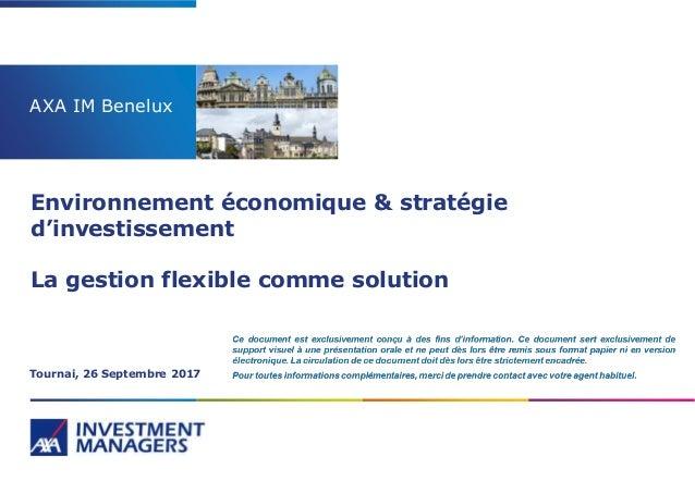 Gestion D Investissement