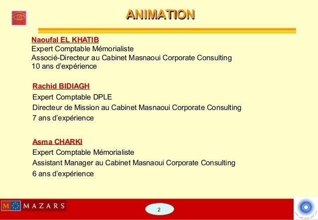 Environnement de l 39 entreprise au maroc - Cabinet d expertise comptable definition ...