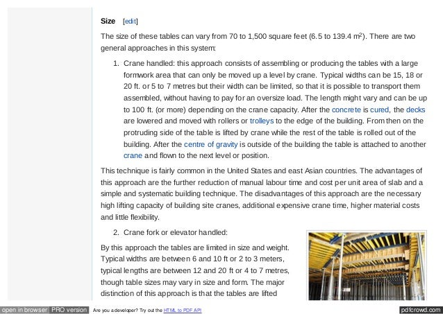 En Wikipedia Orgwikiformwork 1 Olded For Transport A Standard P