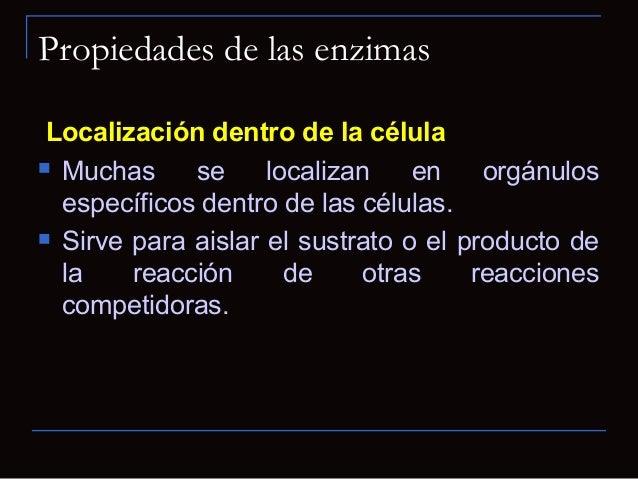 Función de las enzimas Está función se consigue gracias a que lasenzimas poseen una estructura tridimensionalcaracterísti...