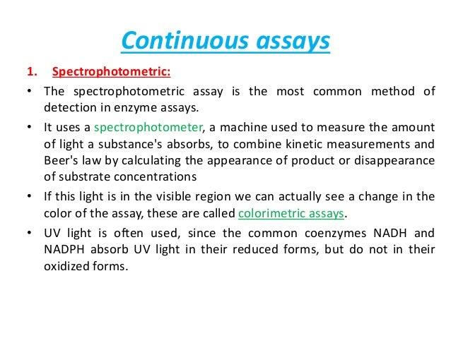 enzyme essay