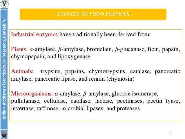 catalase food sources