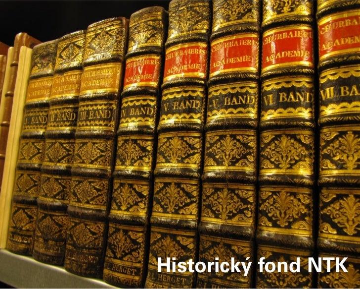 Historický fond NTK