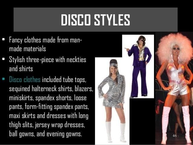 disco style dress near