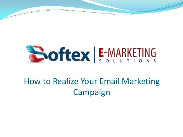 how to create an online marketing campaign
