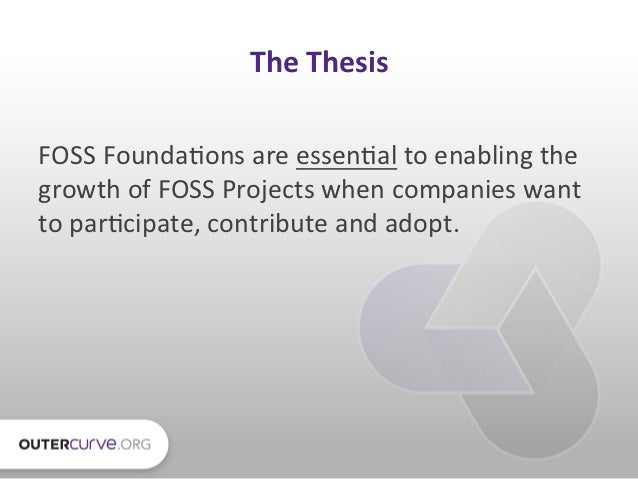 The Rise and Evolution of the Open Source Software Foundation Slide 2