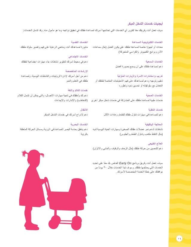 16 النفسية الخدمات طفلك سلوك وتفسير فهم على الرعاية ومانحي أنت لمساعدتك مشورة االجتماعي الخدمات...