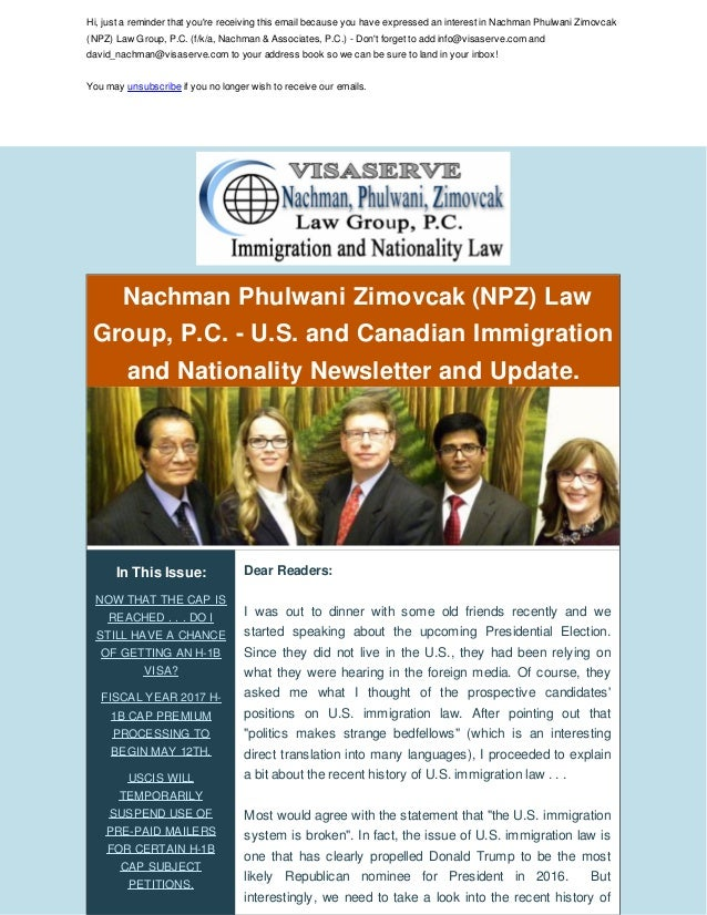 U S  IMMIGRATION LAW NEWS AND UPDATES: DO I STILL HAVE A CHANCE OF GE…