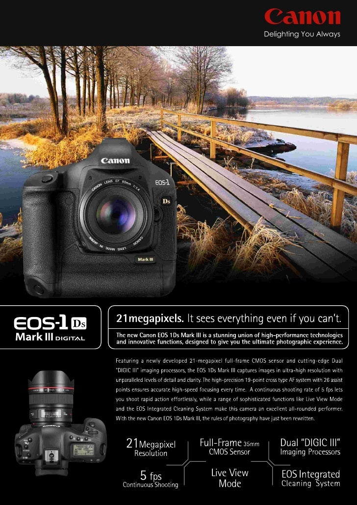 * EOS cameras are water and dust resistant, however, it is not recommended for use under rain.* Shutter durability may var...