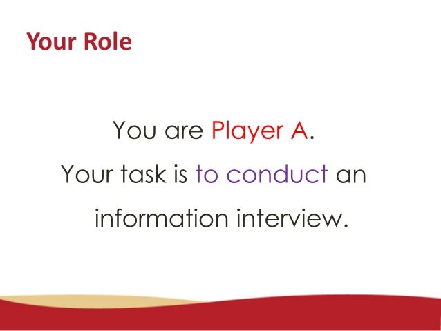 how to prepare for role play interview