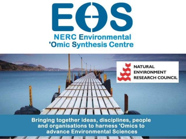 Unifying a portfolio of EOS activities
