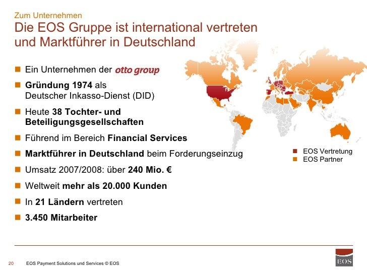 <ul><ul><li>Ein Unternehmen der </li></ul></ul><ul><ul><li>Gründung 1974  als  Deutscher Inkasso-Dienst (DID) </li></ul></...