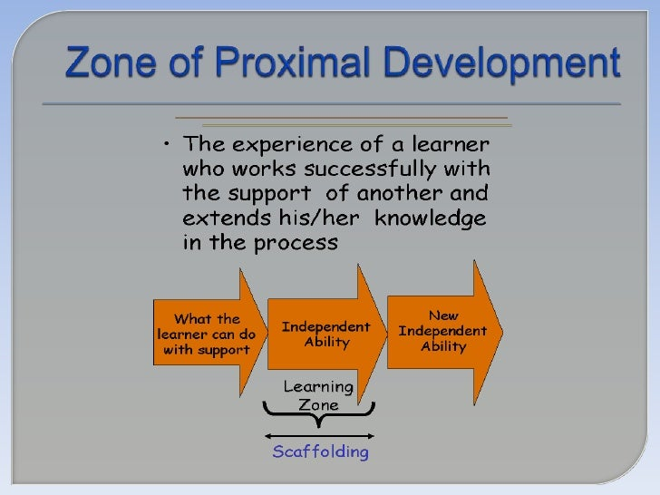 zone of proximal development and cultural tools scaffolding guided participation