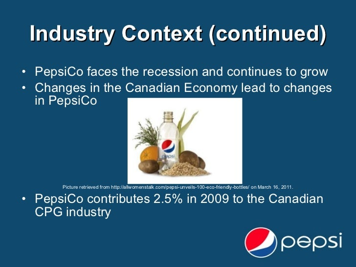industry profile pepsico And sports drinks, across such powerful brands as coke, pepsi, gatorade,   soft drink industry overview 7 wwwnplanorg | wwwchangelabsolutionsorg.