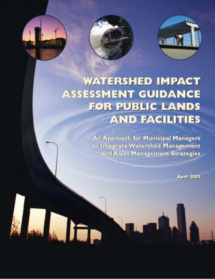 About This Guide PurposeThis guide is for state and local public works managers who areinterested in integrating watershed...
