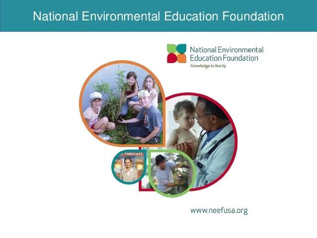 1National Environmental Education Foundation