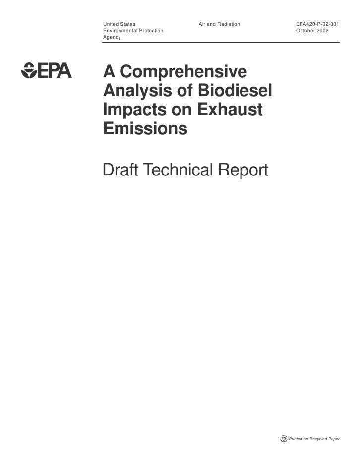 United States              Air and Radiation      EPA420-P-02-001 Environmental Protection                          Octobe...
