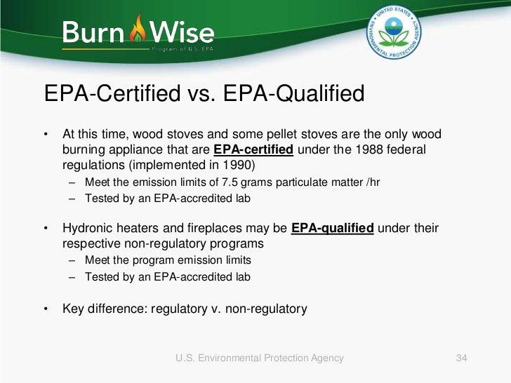 EPA Burn Wise