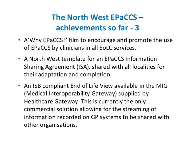 Electronic Palliative Care Coordination Systems Epaccs