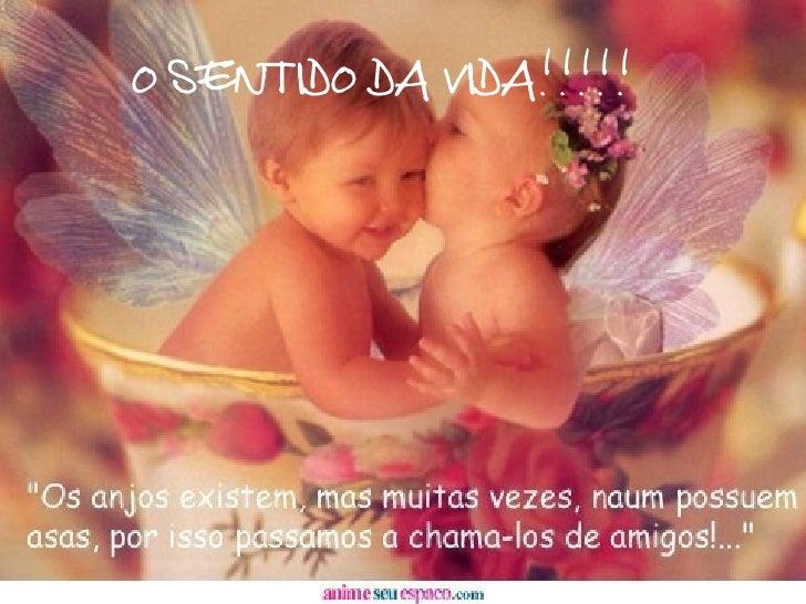 O SENTIDO DA VIDA!!!!!