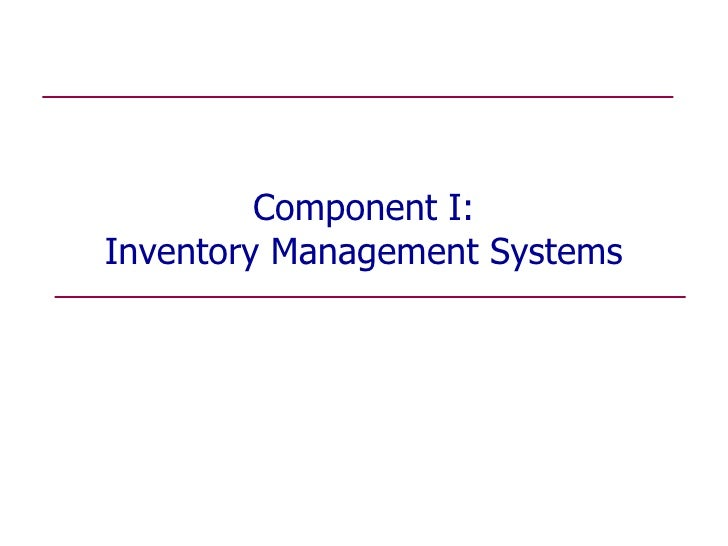 chapter1 inventory system 2018-7-18 components identified in green are items with respective costing provided during recruit training via a cash allowance.