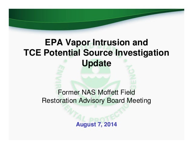 Epa vi  and source investigation rab mtg update    august 7 2014rv1