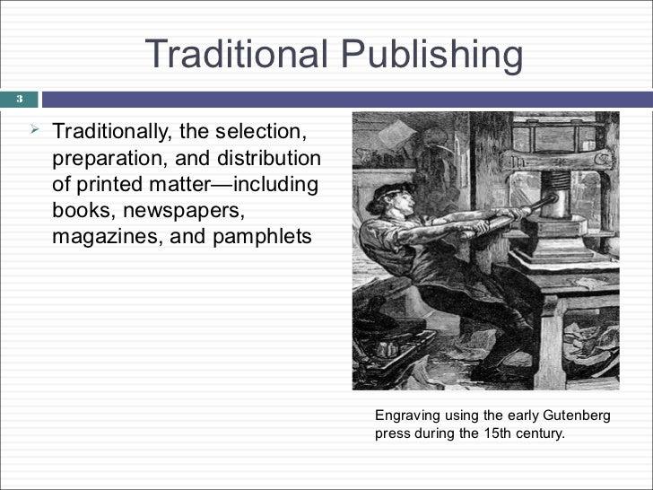 introduction to electronic publishing Slide 3