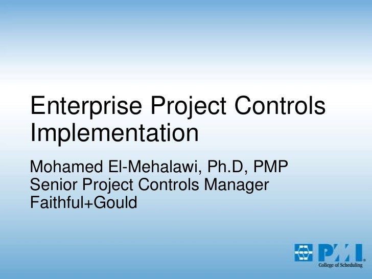 project controls Pcsymposium.