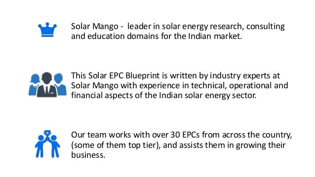 India solar epc blueprint an expert guide for solar epc start ups i 14 malvernweather Choice Image
