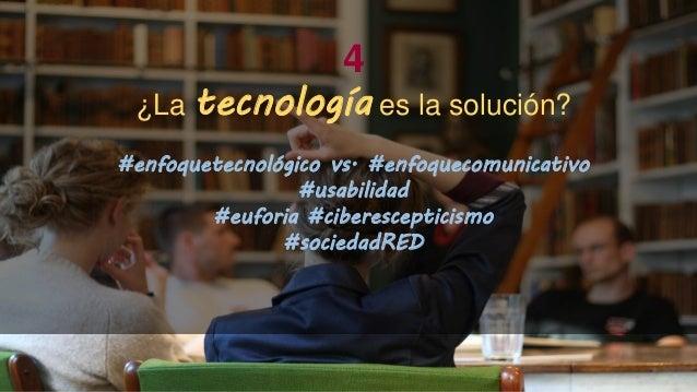 6 ¿Cómo podemos gestionar el conocimiento en (la) RED? #comunidades de aprendizaje #MOOC #PLE