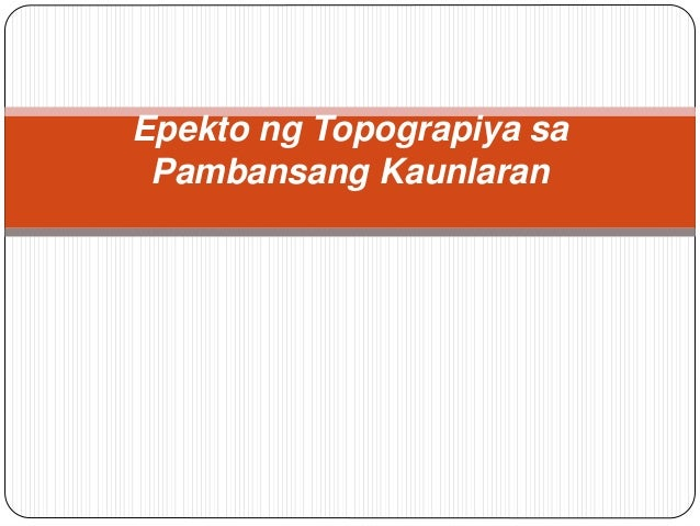 Loanwords sa Text Messages at Facebook Post Tungo sa Morpolohiyang Filipino