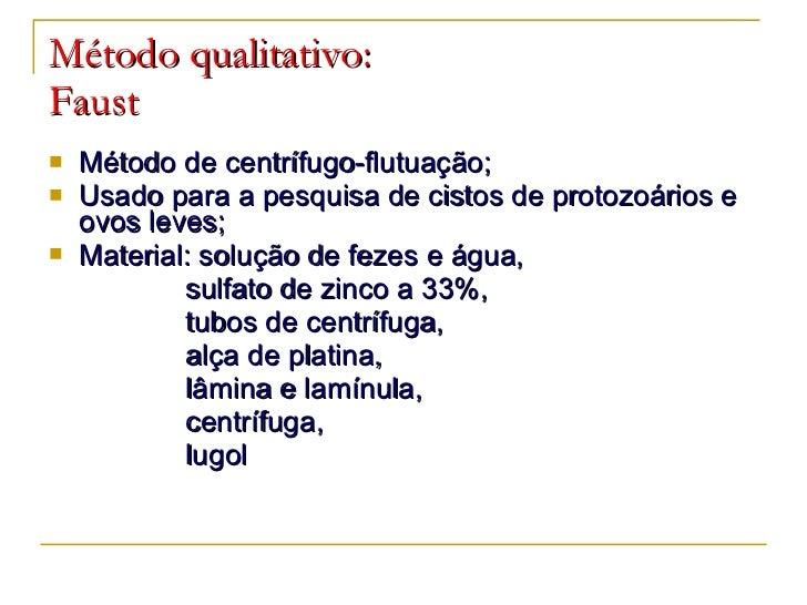 Exame zinco