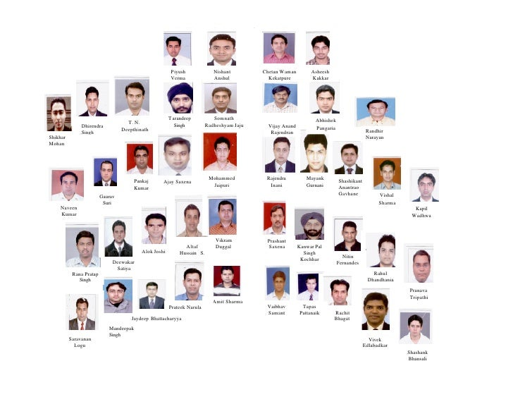CLASS LAYOUT OF PARTICIPANTS FOR EPGP 2009-2010                                                            Piyush         ...