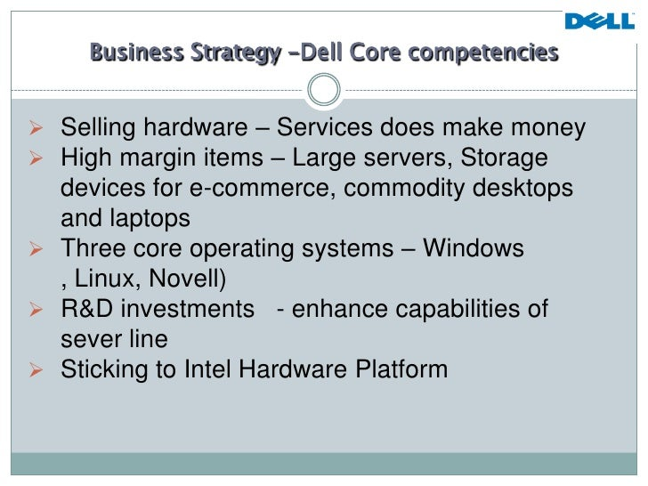 dell inc company overview and customer service strategies The dell emc certified master- enterprise architect (decm-ea) validates the master skillset of designing efficient and secure itaas solutions aligned with strategic business goals the goal of dees with this master level certification is to create a body of influential, validated enterprise architects with high.