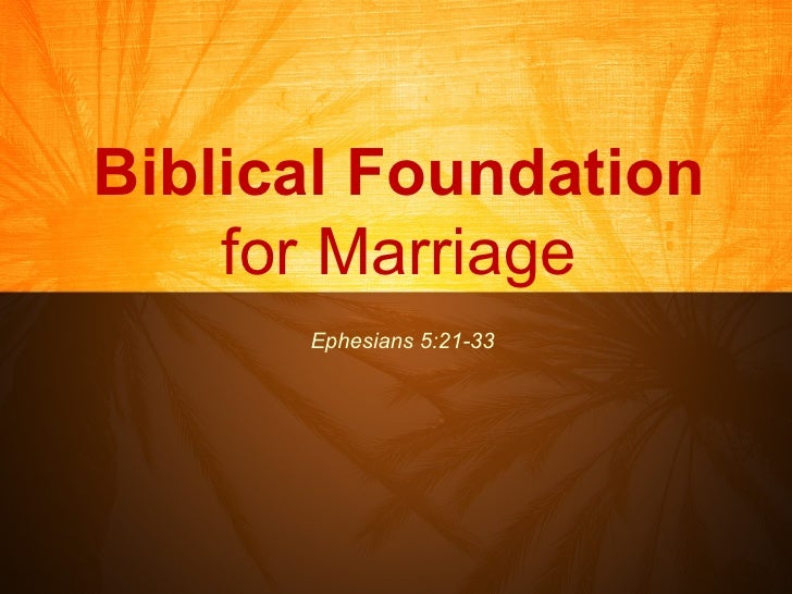 exegesis of ephesians 5 21 33 Study ephesians 5 using matthew henry's bible commentary (concise) to better understand scripture with full outline and verse meaning.