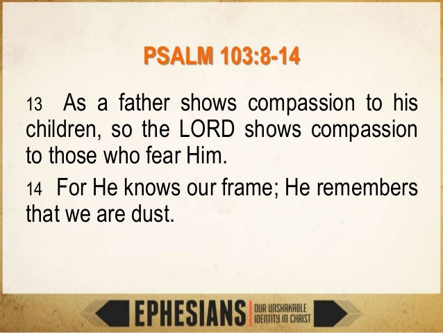 I AM FATHERED - PTR. ALAN ESPORAS - 4PM AFTERNOON SERVICE