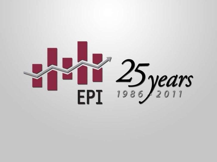 Staff and alumni of EPI