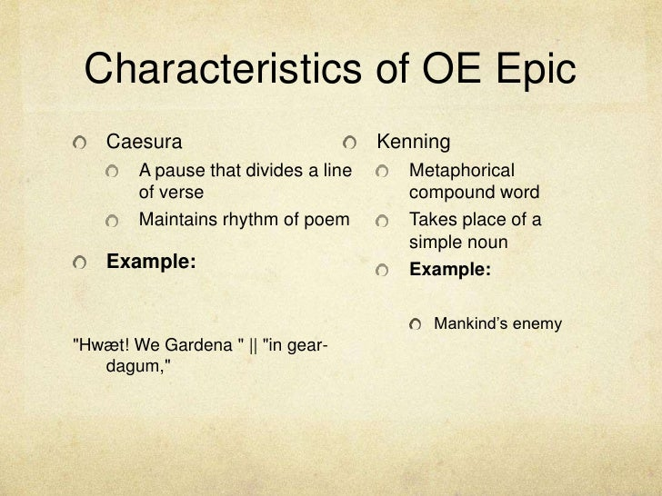 epic poem examples - photo #23