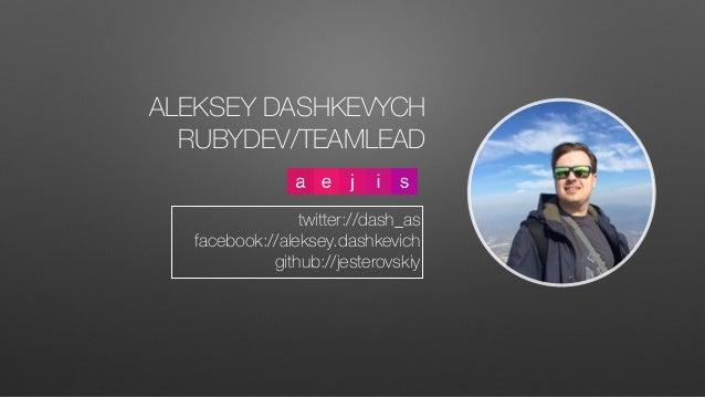 Epic API Fight 2.0: PHP Strikes Back - Alexey Dashkevych Slide 2