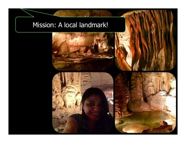 Mission: A local landmark!