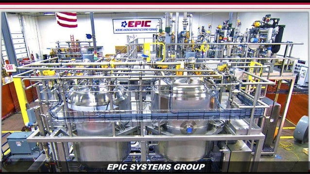 EPIC SYSTEMS GROUP