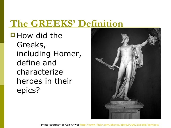 greek epics